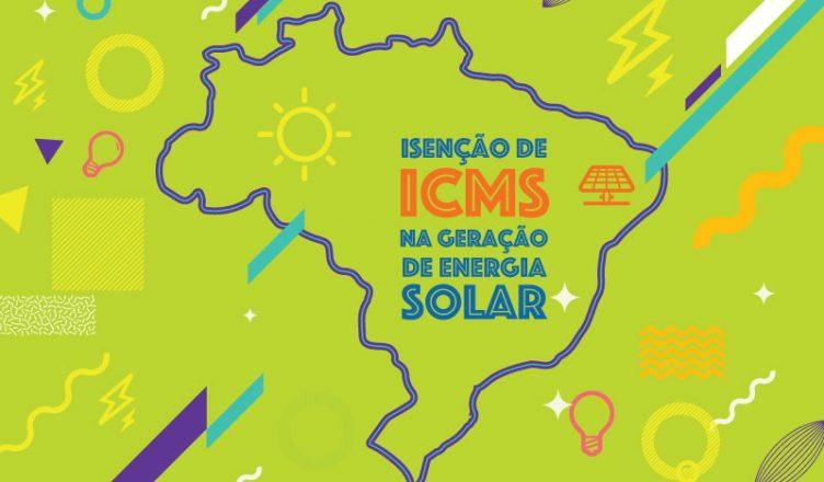 Isenção de ICMS para Energia Solar
