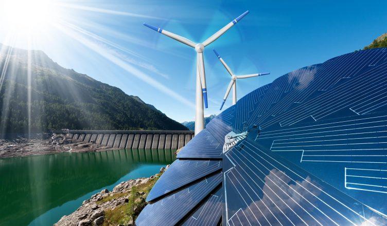 Brasil Poderia Se Tornar 100% Movidos Por Energia Solar, Eólica e Hídrica