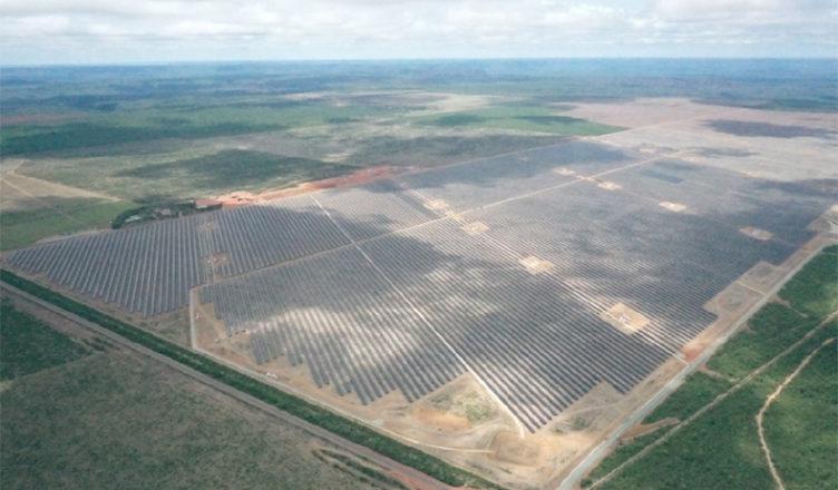Maior Usina Solar da América do Sul é Inaugurada em São Gonçalo – PI